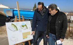 El PSOE lojeño propone un anteproyecto para que la estación de autobuses se haga en el Mantillo