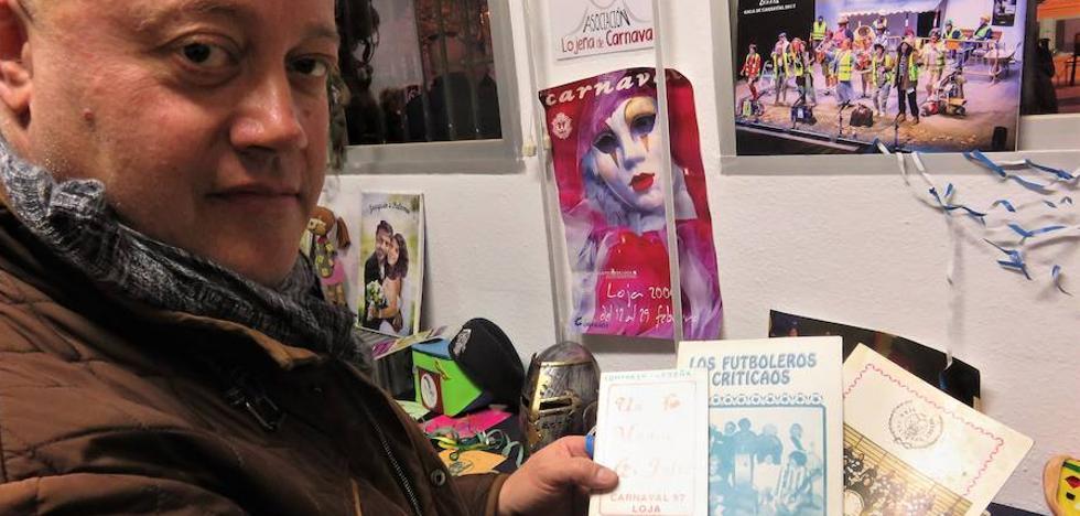 Los carnavaleros estrenan 'su casa' con una dulce 'Rosconá'