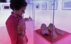 La moda 'en rojo' que reivindica las chumberas del Albaicín