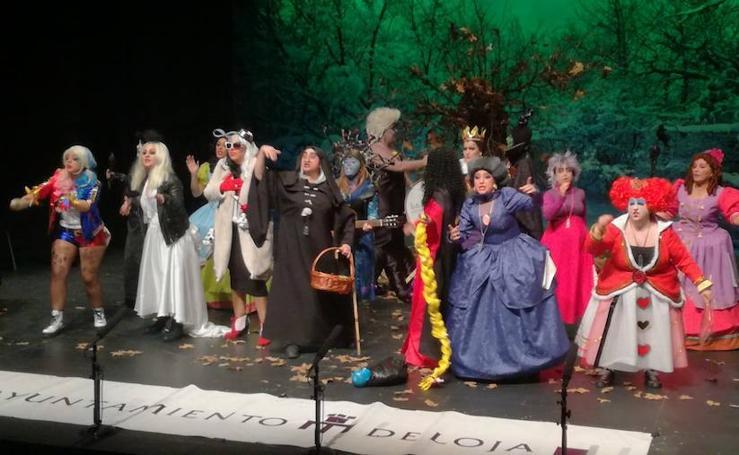 Semifinales del XXIII Concurso de Agrupaciones Carnavalescas de Loja