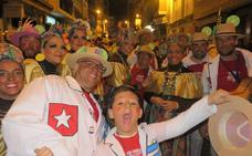 El desfile de Don Carnal