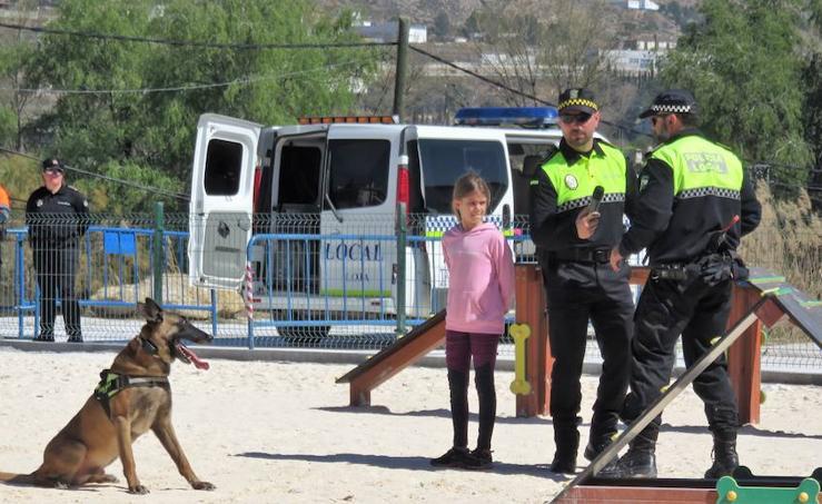Jornada canina en Loja