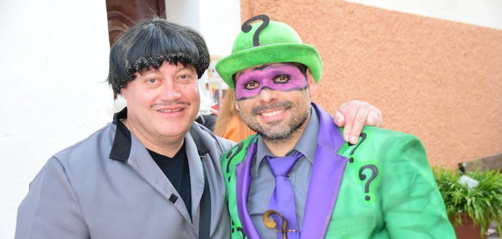 Loja despide el Carnaval 2019 con su 'Domingo Teoletero'