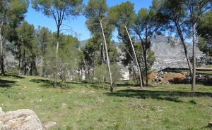 El Ayuntamiento lojeño prepara la construcción de un parque periurbano en la Sierra