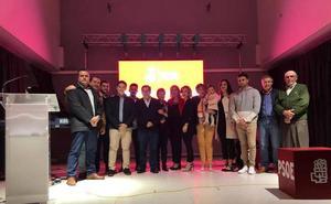 El PSOE de Salar se presenta al 26M con un decálogo de medidas para impulsar el desarrollo y los servicios públicos