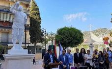 Loja dedica un monumento a sus horquilleros