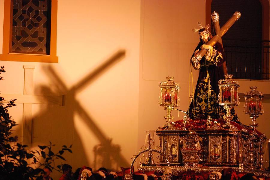 Nuestro Padre Jesús volverá a procesionar como Cautivo y Nazareno en el Miércoles y Jueves Santo hueteño