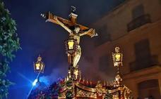 El Cristo de los Favores: madrugada de silencio en Loja