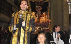El Cristo de la Salud, el Santo Sepulcro y la Soledad, broche de oro para cerrar la Semana Santa lojeña