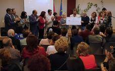 Los pueblos del Poniente recaudan más de 33.400 euros para los enfermos de Alzheimer y sus familias