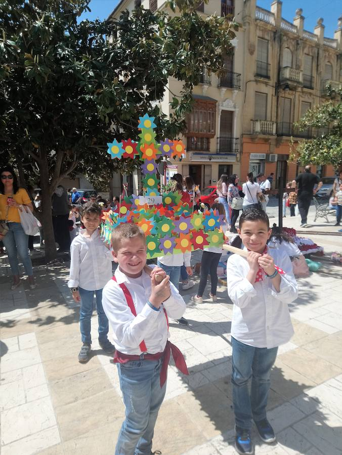 Concurso de Cruces Infantiles de Loja