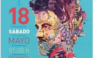 El cantante Arco actuará gratis en la feria hueteña, que arranca hoy