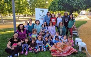 La asociación 'Criarte' será la anfitriona del próximo Foro Andaluz de Lactancia Materna
