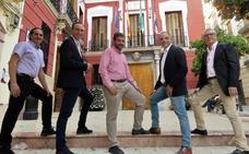 Cinco opciones a las puertas del Palacio de Narváez