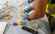 Veinte detenidos en una nueva operación contra el narcotráfico en Andalucía