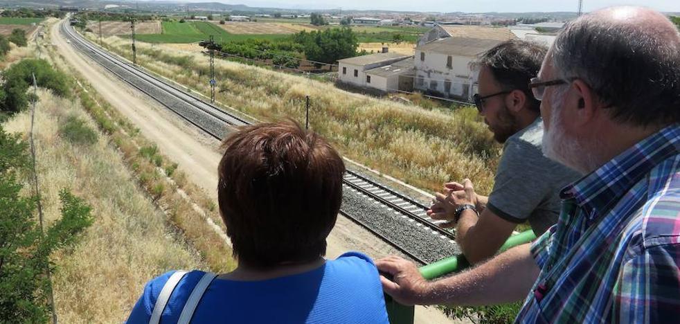 'Granada por el tren' critica la «desconexión de Loja» con «sólo» dos horarios de AVE