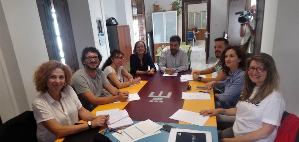 Loja se embarca en un plan local para cambiar la problemática social de la Alfaguara