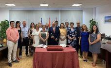 El alcalde «más votado de España», elegido por unanimidad de PSOE y PP