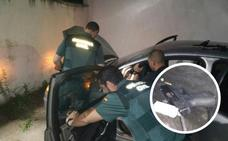 Ponen a seis personas a disposición judicial por el tiroteo de Huétor Tájar