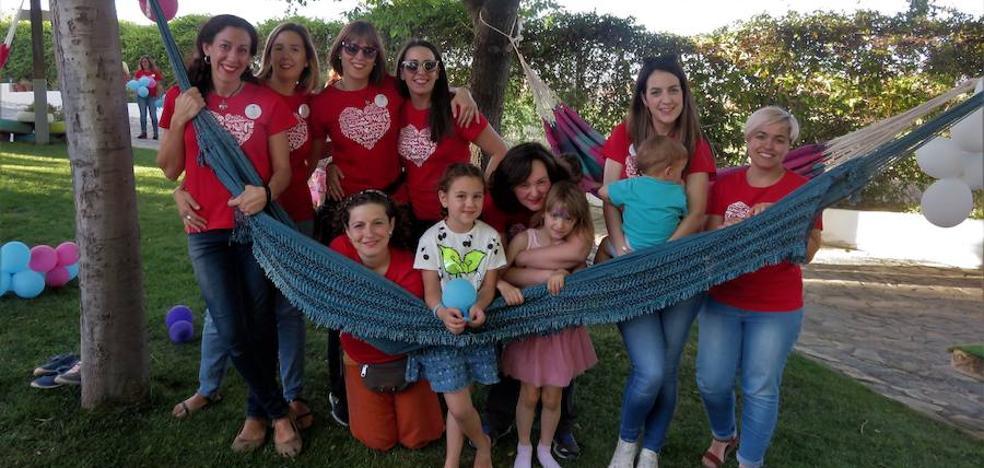 Criarte: «Formamos 'tribu' de madre a madre»