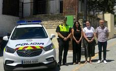 El Ayuntamiento de Montefrío renueva su parque móvil con tres nuevos vehículos