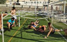 Más de 90 niños de la provincia participan en el campamento de verano de Montefrío