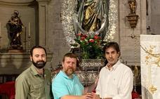 El artista malagueño Francisco Javier Toro 'Blas' ilustrará la salida procesional de la patrona lojeña
