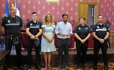 La Policía Local de Loja suma tres nuevos agentes