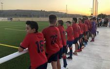 El campo de fútbol que votaron los moraleños