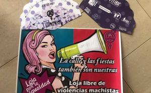 La feria de Loja tendrá un 'Punto Morado' para atender posibles casos de acoso o agresión sexual