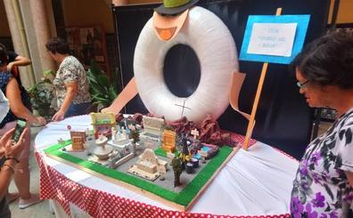 Las fuentes lojeñas dan vida al 'Roscuelo' de la Feria Grande