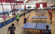 40 jóvenes palistas de seis provincias participan en un campus de tecnificación
