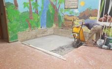 El colegio Taxara de Venta Nueva amplía sus aulas de infantil