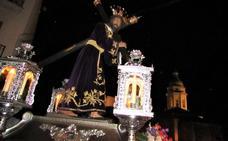 El Nazareno de Loja comienza a visitar los templos lojeños