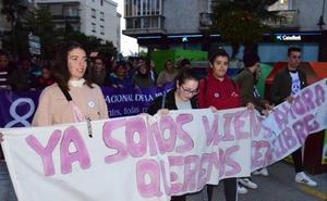 La «emergencia feminista» del 20S también llega a Loja