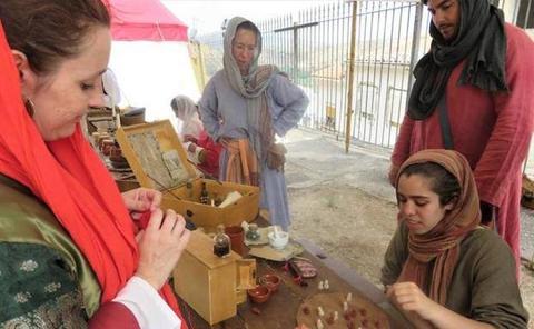 Loja mira al siglo XV este fin de semana