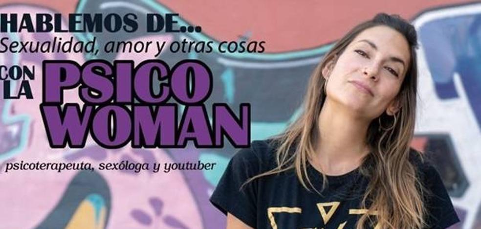 El feminismo sin tapujos de la 'psicowoman' arranca el I Festival de Igualdad de Loja
