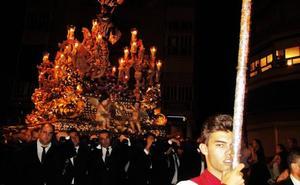Loja 'abraza' a Jesús Nazareno, que cumple cuatro siglos de historia cofrade