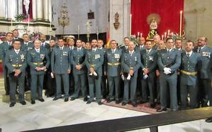 La Guardia Civil de Loja celebra su 'día grande'