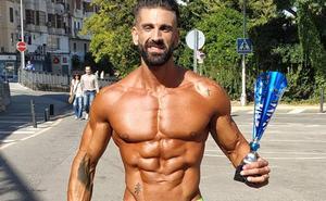 El hueteño Javier Ruiz gana el campeonato provincial de fisioculturismo