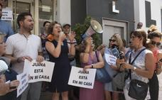 Maracena espera que el TC le dé a Juana Rivas amparo junto a sus hijos