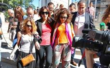 Juana Rivas comparece ya ante la juez