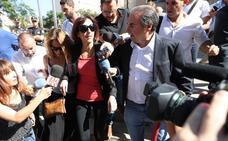 """Juana Rivas reclama a la juez que tenga en cuenta """"las situaciones de violencia"""" que ha vivido"""