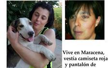 Maracena se vuelca con María Victoria