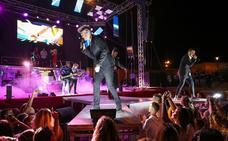 Maracena arranca sus fiestas al ritmo de la Orquesta Tentación