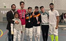 El club Maracena conquista seis medallas en su primer torneo andaluz