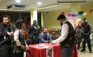 Maracena vivirá un 'Apocalipsis Zombie' por San Valentín