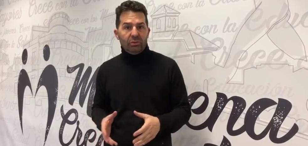 Noel López cesa al discordante concejal Antonio Garrido