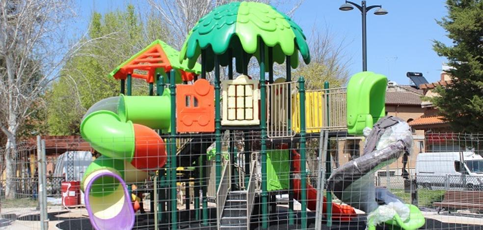 Inician la remodelación de nueve parques infantiles para adaptarlos