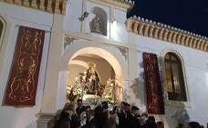 Maracena arropa a su patrona en el Viernes de Dolores